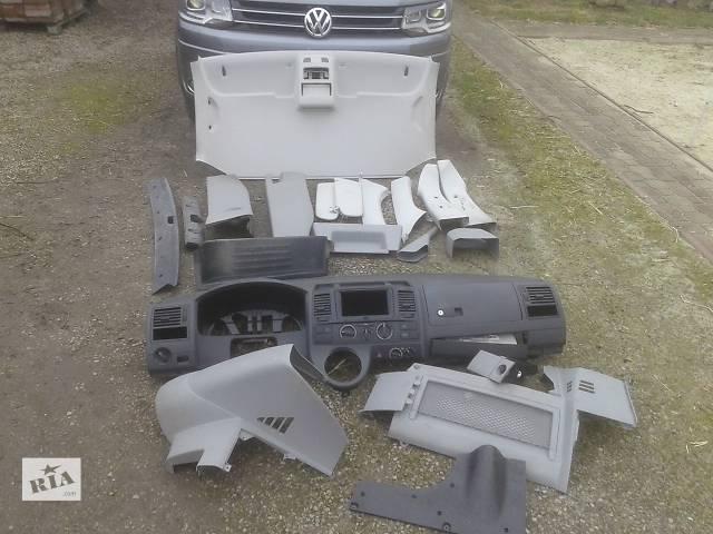 Б/у салон для легкового авто Volkswagen T5 (Transporter)- объявление о продаже  в Львове