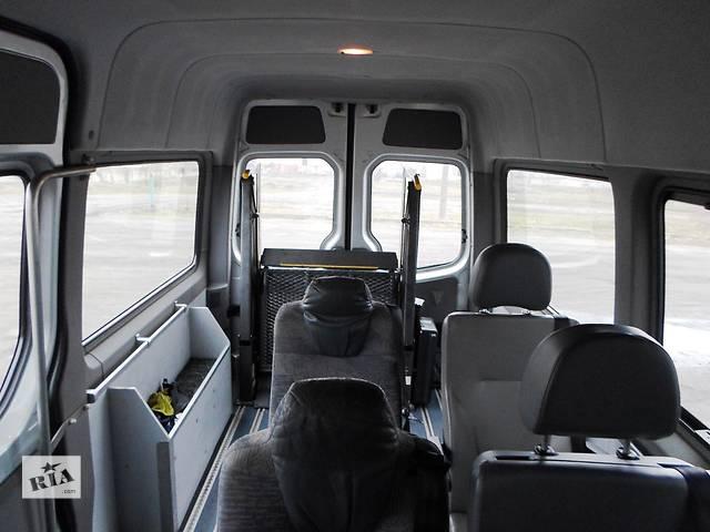 Б/у Салон для перевозки инвалидов, подъемник Vista Volkswagen Crafter/Крафтер Sprinter/Спринтер Спрінтер, W906 2006- объявление о продаже  в Рожище