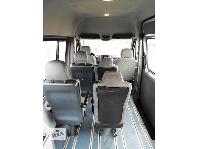 купить бу Б/у Салон для перевозки инвалидов, подъемник Vista Volkswagen Crafter Крафтер Sprinter Спринтер Спринтер 906 в Луцке
