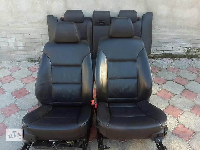 бу Б/у салон для седана BMW 5 Series в Черновцах