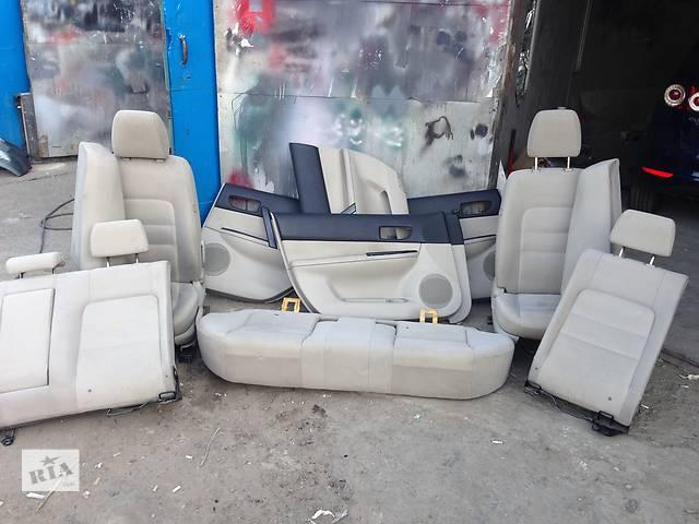 бу Б/у салон для седана Mazda 6 Sedan в Киеве