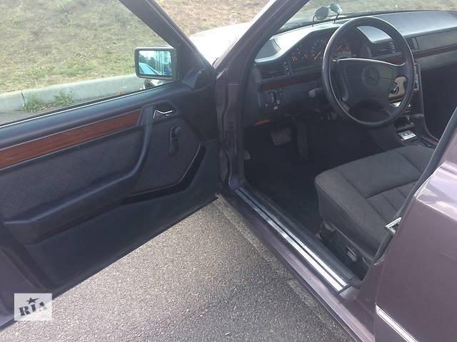 Б/у салон для седана Mercedes 124 1994- объявление о продаже  в Кривом Роге (Днепропетровской обл.)
