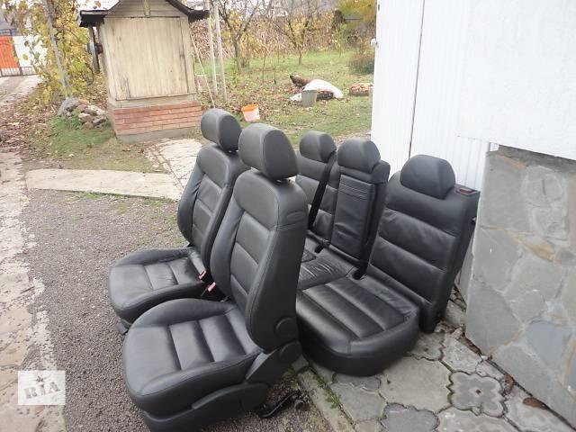 Б/у салон для седана Volkswagen Passat B5- объявление о продаже  в Самборе