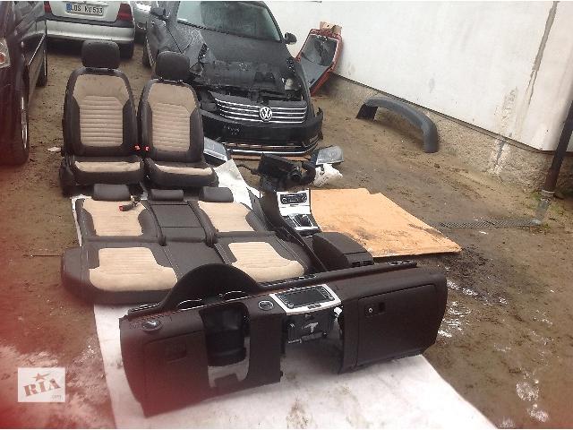 продам Б/у салон для седана Volkswagen Passat B7 2012 бу в Львове