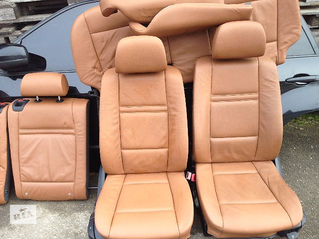 продам Б/у салон для универсала BMW X5 2008 бу в Ивано-Франковске