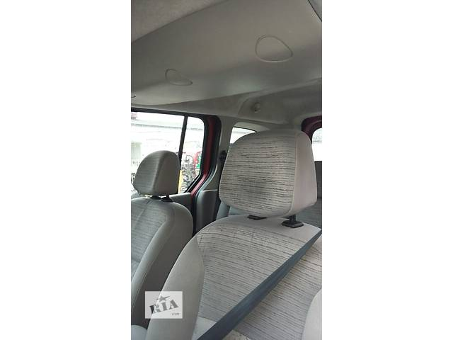 бу Б/у Салон оригинал (серый, черный) Renault Kangoo Рено Канго Кенго 2 1,5 DCI 08-14 в Луцке
