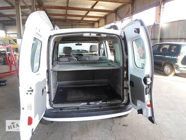 купить бу Б/у Салон оригинал (серый, черный) Renault Kangoo Рено Канго Кенго 2 1,5 DCI 08-14 в Луцке