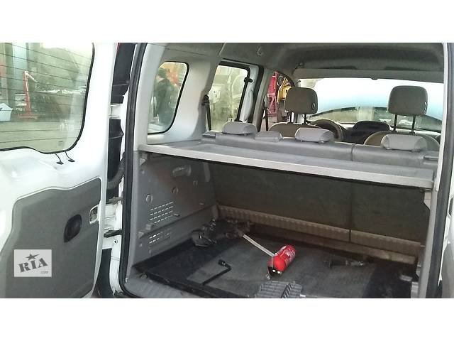 Б/у Салон в зборе оригинал (серый, черный) Легковой Renault Kangoo 1,5 dci 2009- объявление о продаже  в Рожище