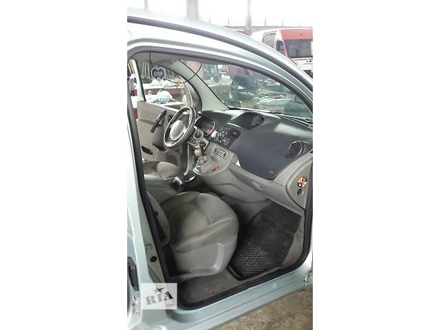 купить бу Б/у Салон в зборе оригинал (серый, черный) Легковой Renault Kangoo 1,5 dci 2009 в Рожище
