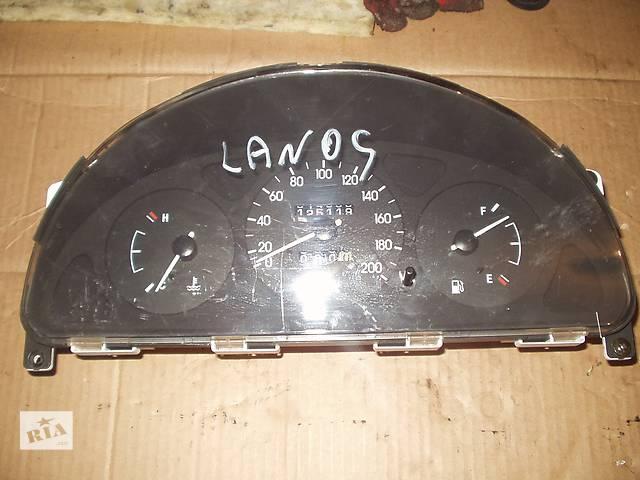 Б/у Щиток приборов Daewoo Lanos , кат № 7881-3890 , хорошее состояние , гарантия , доставка .- объявление о продаже  в Тернополе