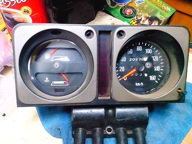 Б/у щиток приборов для  Mazda 323, FA4- объявление о продаже  в Одессе