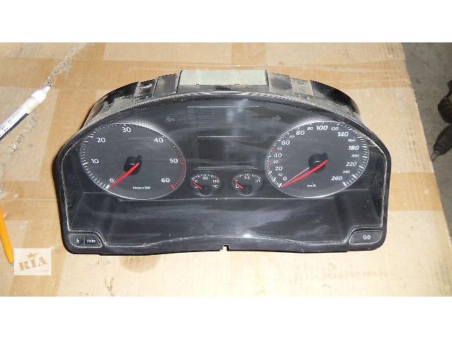 Б/у щиток приборов для легкового авто Volkswagen Jetta 2007- объявление о продаже  в Коломые