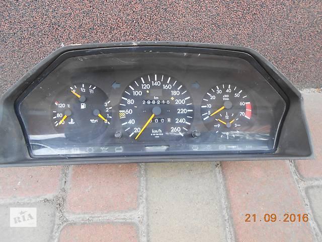 продам Б/у щиток приборов для Мерседес-124 3.2 бензин бу в Владимир-Волынском