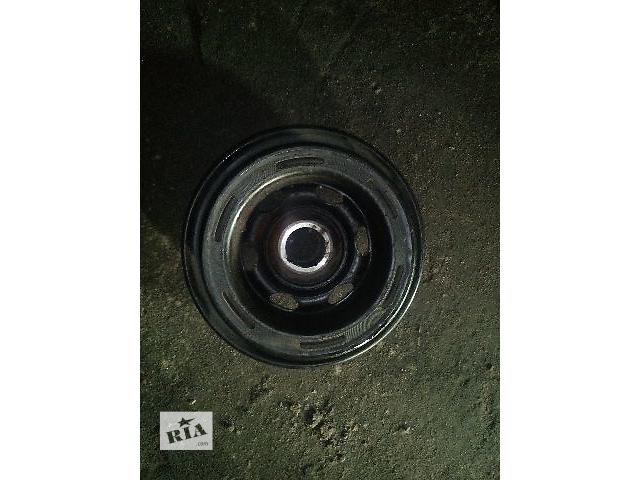 бу Б/у шкив коленвала для легкового авто Mercedes Sprinter Vito 2.2cdi (646) в Ковеле
