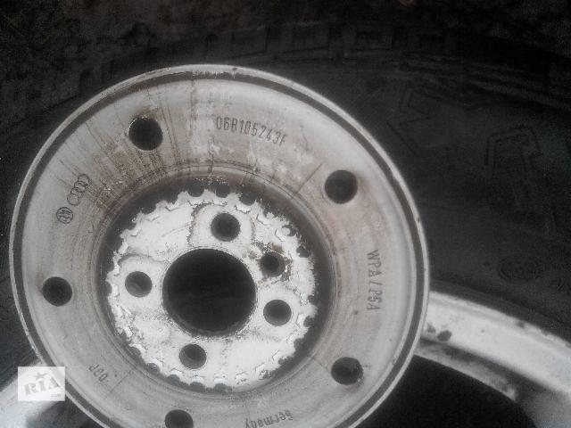 продам Б/у шкив коленвала/распредвала для легкового авто Audi A4 2004 бу в Львове