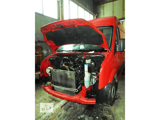 бу Б/у Шланг трубка патрубок на Volkswagen Crafter Фольксваген Крафтер 2.5 TDI 2006-2012 в Рожище