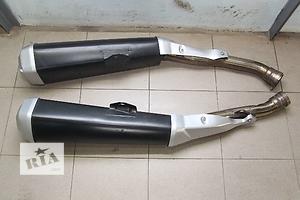б/у Глушитель Kawasaki ZZR