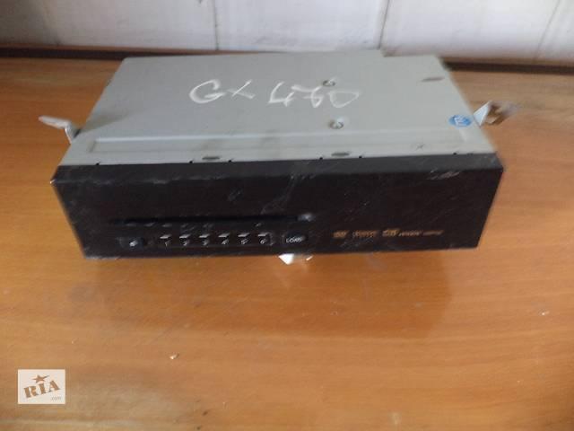 бу Б/у штатный DVD ченджер 86270-60160 для кроссовера Lexus GX 470 2002-2009г в Киеве