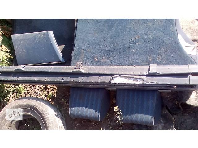 Б/у шторка багажника, ролет для универсала Mercedes 124- объявление о продаже  в Дубно (Ровенской обл.)