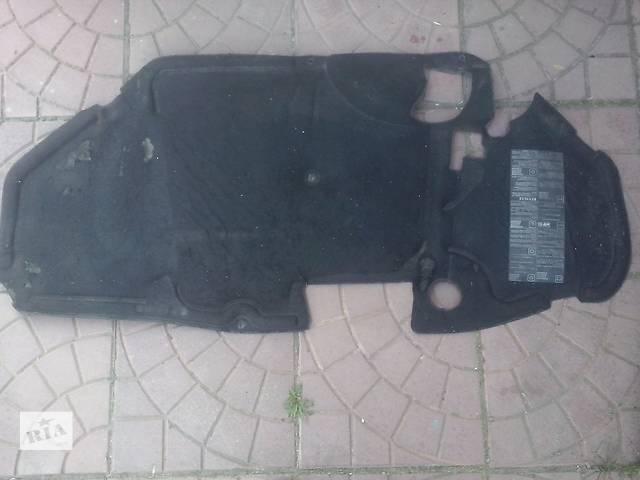 продам Б/у шумка капота для легкового авто Renault Kangoo бу в Хмельницком