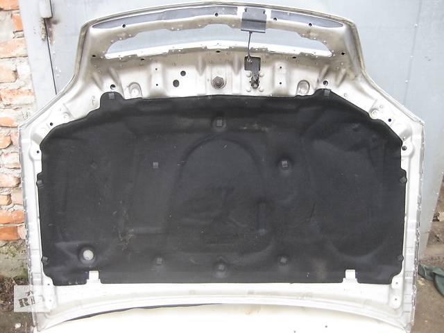 продам Б/у шумка капота утеплитель капота обшивка обесшумка Opel Vectra C бу в Львове