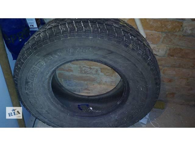 бу Б/у шина для внедорожника Yokohama Geolandar I/T G072 265/70 R16 в Ужгороде