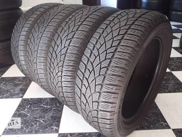 купить бу Б/у шины 4шт 205/55/R16 Dunlop Sp Winter Sport 3D  205/55/16 в Кременчуге
