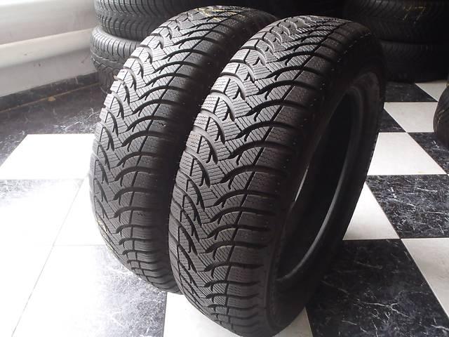 купить бу Б/у шины 175/65/R15 Michelin Alpin A4 175/65/15 в Кременчуге