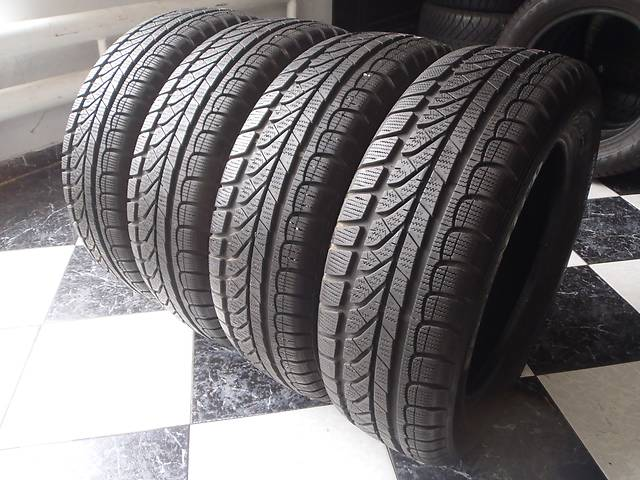 продам Б/у шины 185/60/R15 Dunlop Sp Winter Response 185/60/15 бу в Кременчуге