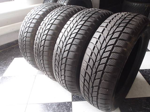 бу Б/у шины 185/60/R15 Hankook Winter I cept Rs 185/60/15 в Кременчуге