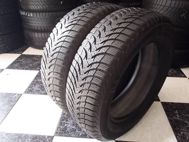 продам Б/у шины 185/65/R15 Michelin Alpin A4 185/65/15 бу в Кременчуге