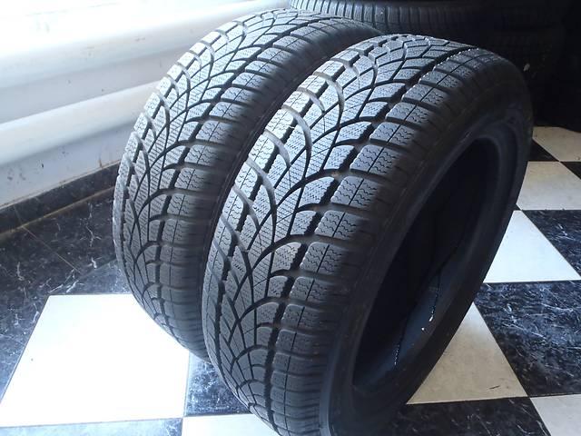 продам Б/у шины 195/55/R16 Dunlop Sp Winter Sport 3D Ran on Flat 195/55/16 бу в Кременчуге