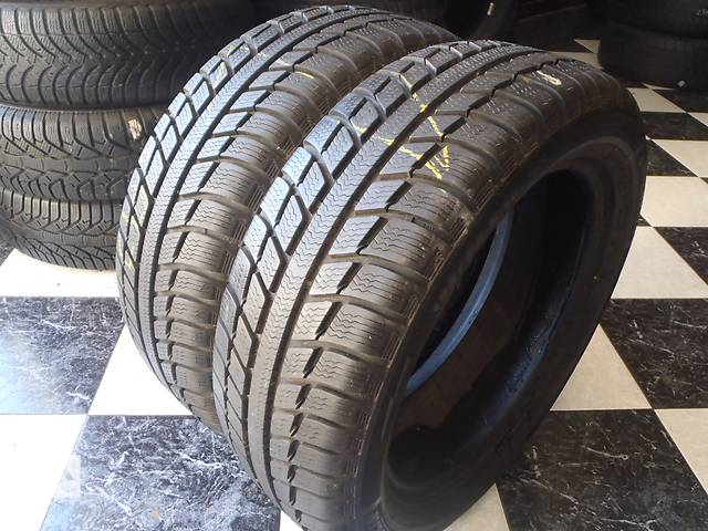 Б/у шины 195/55/R16 Michelin Alpin A3 195/55/16- объявление о продаже  в Кременчуге