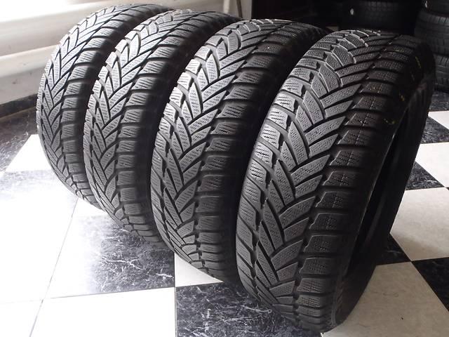 купить бу Б/у шины 195/60/R15 Dunlop Sp Winter Sport M3 195/60/15 в Кременчуге