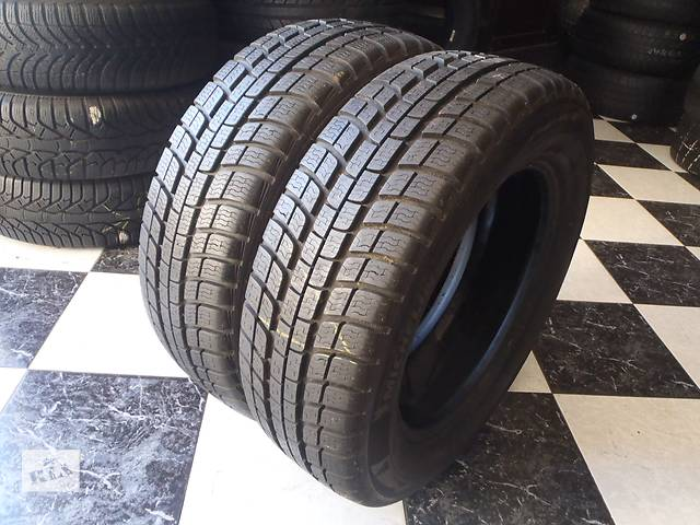бу Б/у шины 195/60/R15 Michelin Alpin A2 195/60/15 в Кременчуге