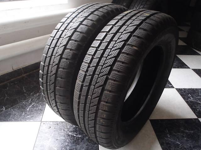 бу Б/у шины 195/65/R15 Bridgestone Blizzak LM-30 195/65/15 в Кременчуге
