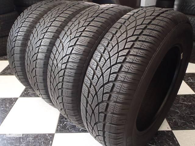 бу Б/у шины 195/65/R15 Dunlop Sp Winter Sport 3D 195/65/15 в Кременчуге