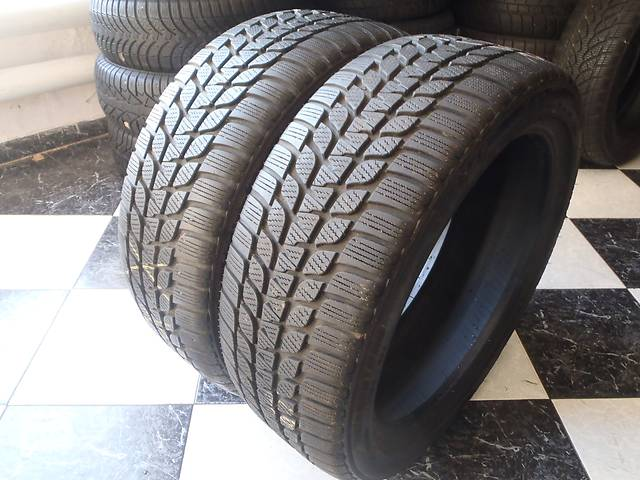 Б/у шины 205/45/R17 Bridgestone Blizzak LM-25 Ran on Flat  205/45/17- объявление о продаже  в Кременчуге