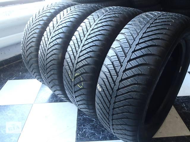 купить бу Б/у шины 205/55/R16 GoodYear Vector 4 Seasons 205/55/16 в Кременчуге