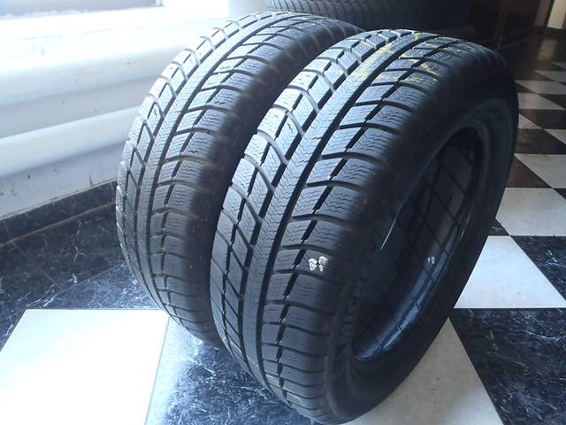 продам Б/у шины 205/55/R16 Michelin Alpin A3 205/55/16 бу в Кременчуге