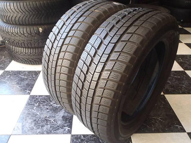 купить бу Б/у шины 205/55/R16 Michelin Pilot Alpin 205/55/16 в Кременчуге
