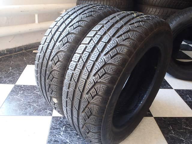 Б/у шины 205/55/R16 Pirelli SottoZero Winter 210 Serie 2 Ran on Flat 205/55/16- объявление о продаже  в Кременчуге