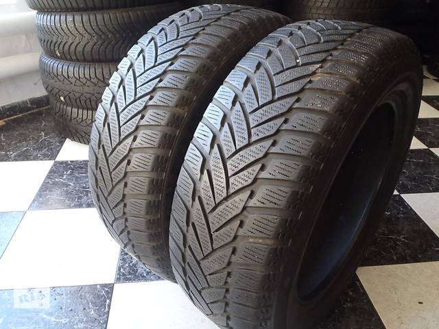 бу Б/у шины 205/60/R16 Dunlop Sp Winter Sport M3 205/60/16 в Кременчуге