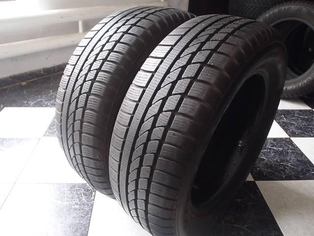 бу Б/у шины 205/60/R16 Hankook IceBear W300  205/60/16 в Кременчуге