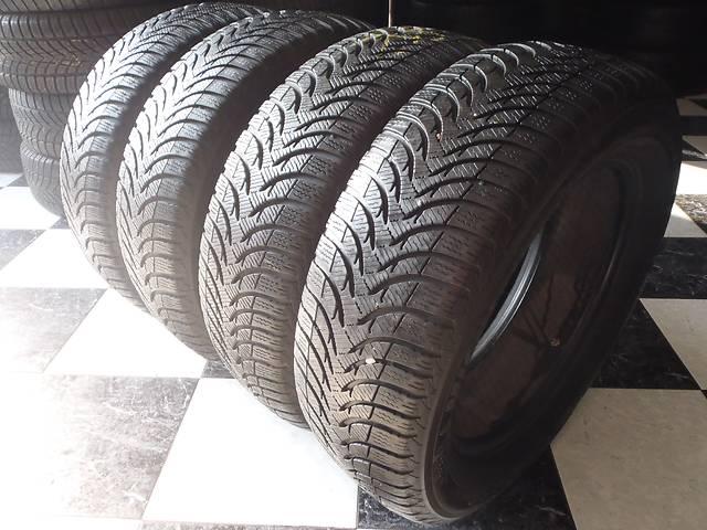 Б/у шины 205/60/R16 Michelin Alpin A4 205/60/16- объявление о продаже  в Кременчуге