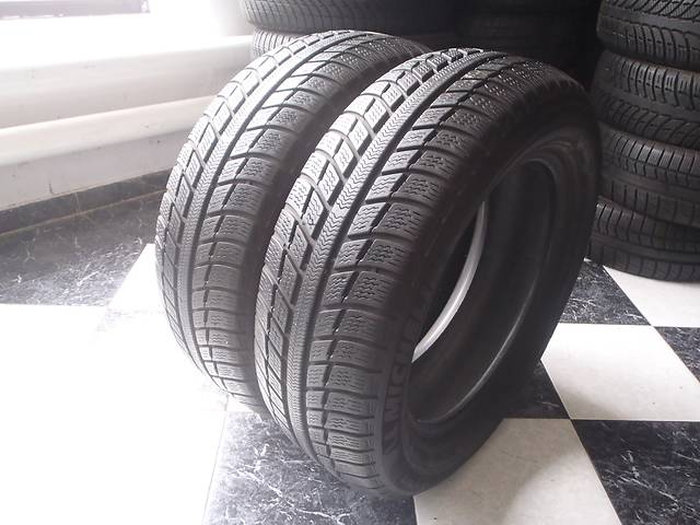 продам Б/у шины 205/60/R16 Michelin Primacy Alpin PA3  205/60/16 бу в Кременчуге