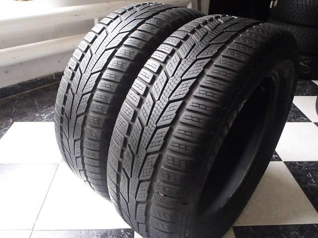 купить бу Б/у шины 215/55/R16 Semperit Speed-Grip  215/55/16 в Кременчуге