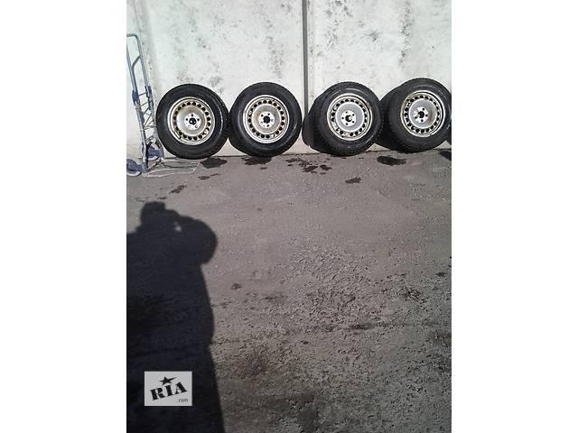 бу Б/у шины 215 65 r16 с в Ровно