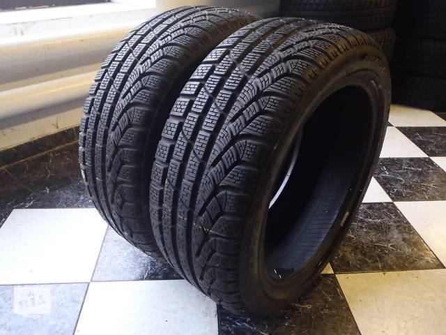 бу Б/у шины 225/45/R17 Pirelli SottoZero Winter 240 Serie2  225/45/17 в Кременчуге