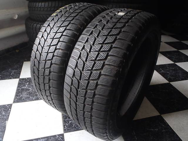 купить бу Б/у шины 225/50/R17 Bridgestone Blizzak LM-25 Ran on Flat  225/50/17 в Кременчуге